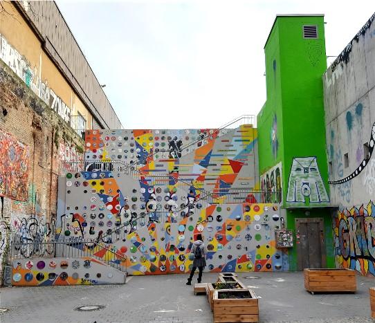 Kindl - Treppe